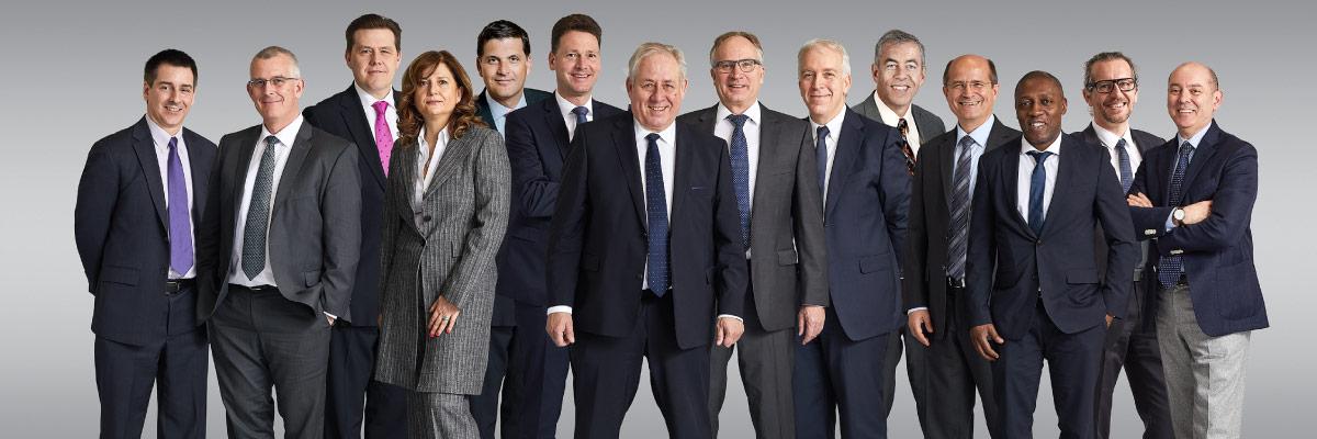 CordenPharma Leadership Team