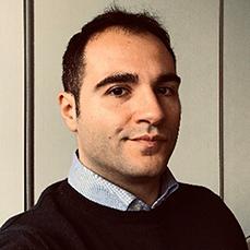 Umberto Romeo, R&D Manager, CordenPharma Caponago, headshot