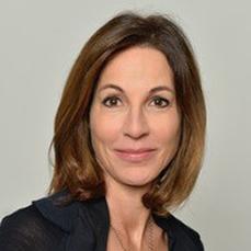 Stefanie Gerber, VP, Global Head of Human Resources. CordenPharma International, headshot